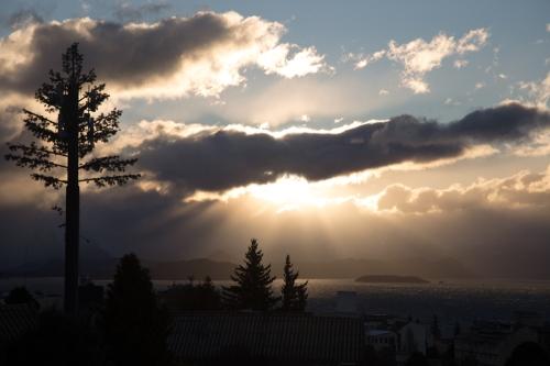 More Bariloche sunsets!
