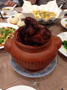 Hong Shao Rou - Slow cooked pork belly