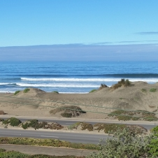 When you don't have a job it is much easier to find windows of good conditions at Ocean Beach.