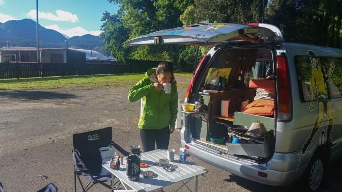 NZ aukland and campervan-10