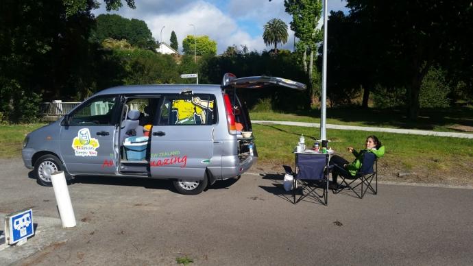 NZ aukland and campervan-12