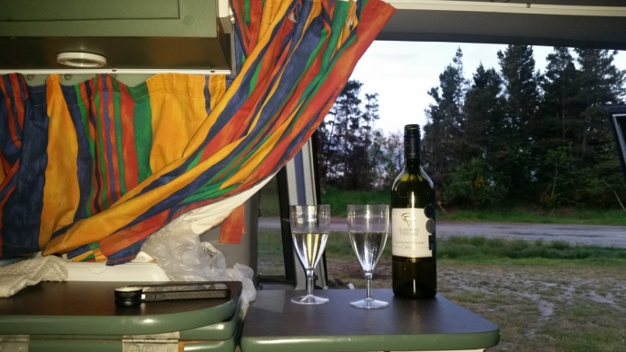 NZ aukland and campervan-16