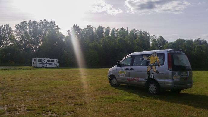 NZ aukland and campervan-17