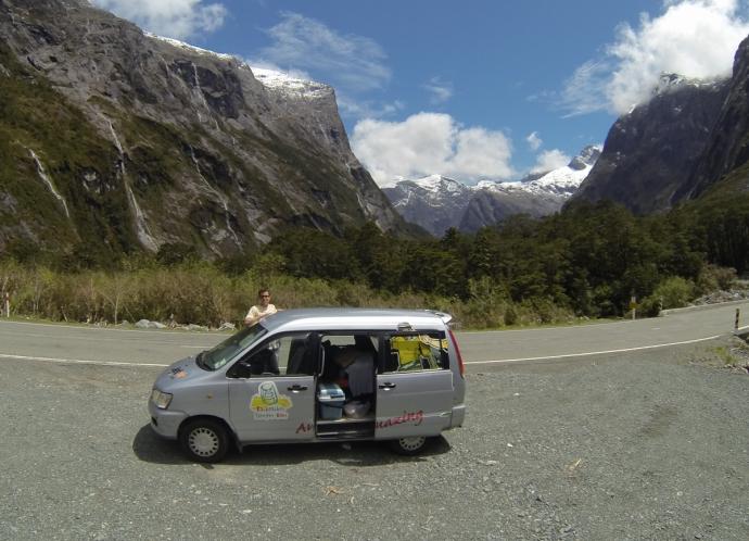 NZ aukland and campervan-20