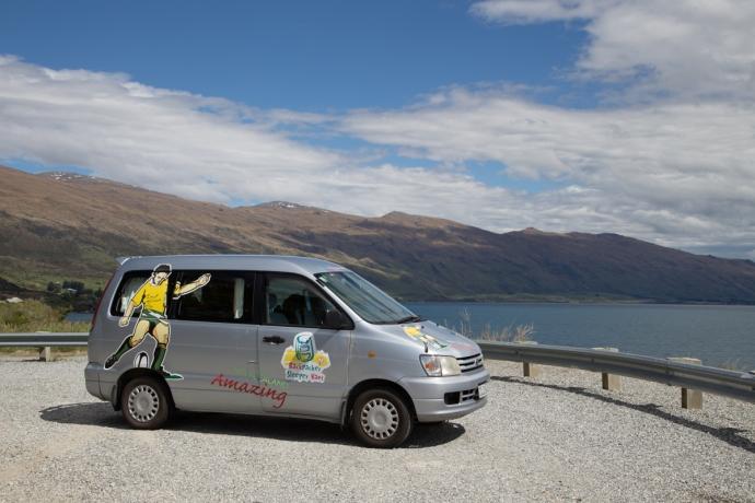 NZ aukland and campervan-22