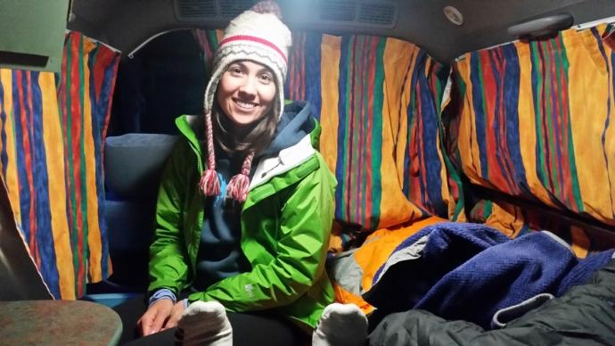 NZ aukland and campervan-8