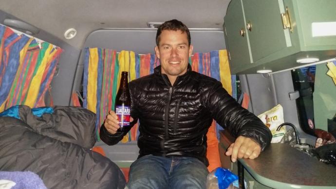 NZ aukland and campervan-9