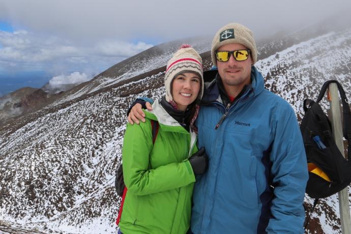 We love alpine environements!