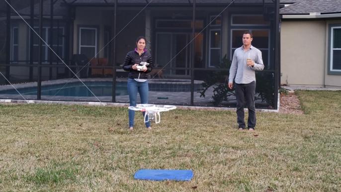 Successful landing!