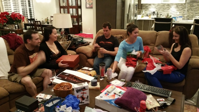 Gift exchange madness