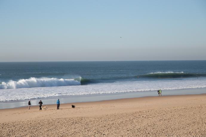 Carcavelos beachbreak