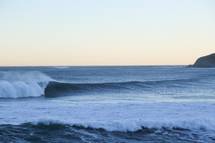 Among my first photos of Mundaka on the first morning I witnessed the wave. Looks good!