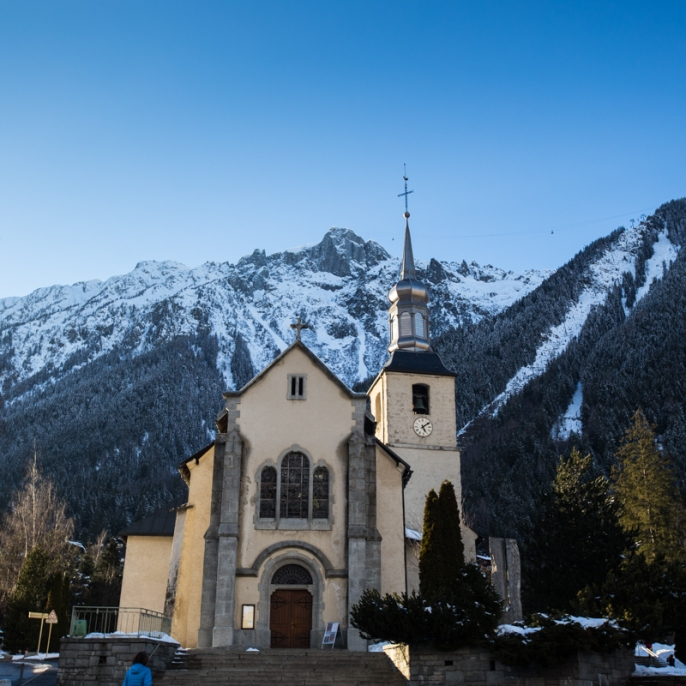 Church in Cham