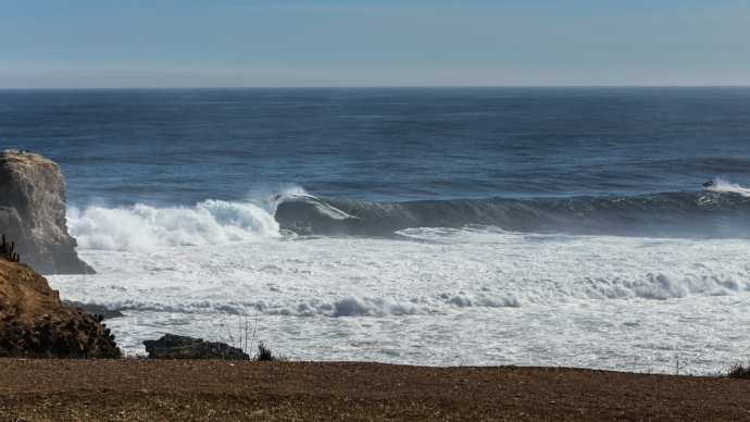Bigger afternoon surf!