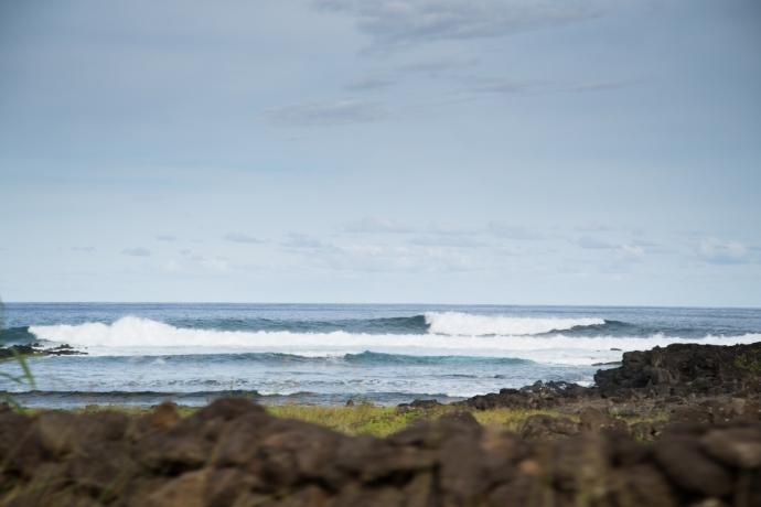 Hanga Nui A-frame